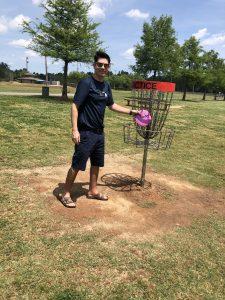 Charlotte North Carolina Frisbee Golf