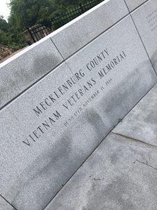 Mecklenburg County Vietnam Veterans Memorial Park