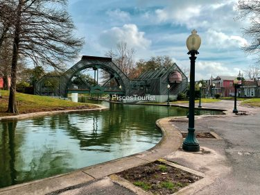 Louis Armstrong Park in New Orleans