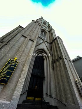 St. Patrick's Church in New Orleans