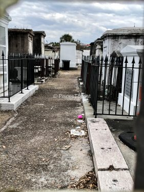 St. Louis Cemetery in New Orleans Louisiana