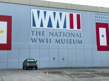 WWII National Museum, New Orleans