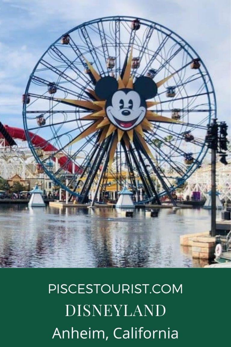 Disneyland in Anaheim, Los Angeles