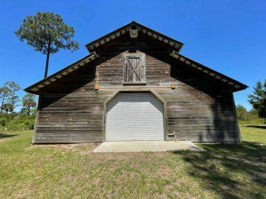 Widgeon Point Preserve Barn