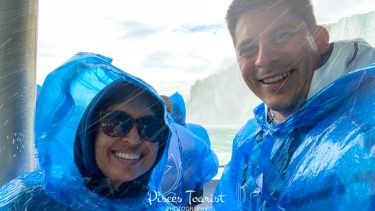 Your Three Day Travel Guide to Niagara Falls on the Maid of the Mist Ride in Niagara Falls USA