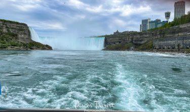 Terrapin Horseshoe Falls in Niagara Falls State Park