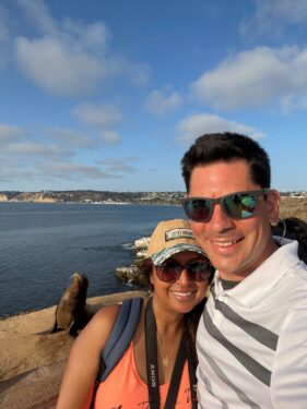 Sea_Lion_Selfie_San_Diego_Pisces_Tourist