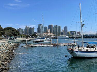 Waterfront_Park_San_Diego_Pisces_Tourist